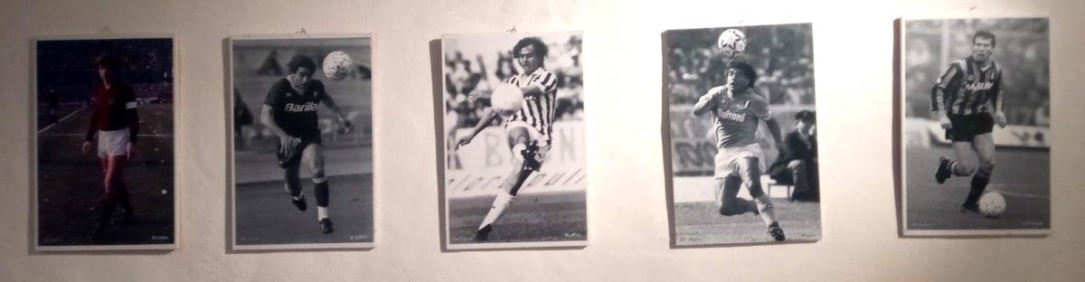 Il calcio al Museo. La mostra di Calzuola